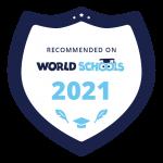 Badge - WorldSchools2021
